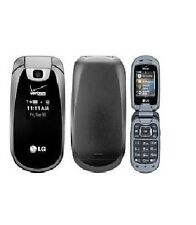 Prepaid LG VN150 REVERE - Black (Verizon PREPAY) Cellular Phone