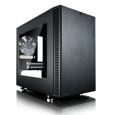 Fractal Design Define Nano S Black ITX Gaming Case - USB 3.0