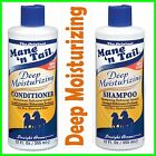 THE ORIGINAL MANE 'n TAIL DEEP MOISTURISING SHAMPOO AND CONDITIONER 12oz Each