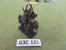 Warhammer Fantasy AoS oop metal Warriors of Chaos Lord w Daemon Deamonic mount