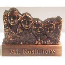 MOUNT RUSHMORE BRONZE PENCIL SHARPENER NEW