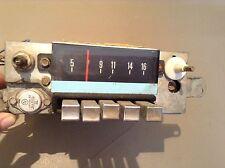 1966 1667 Ford Mercury Galaxies AM Radio Original Used part # 7TPF-117703 Push