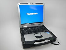 10 Hours!!! Toughbook CF-31 ACAAX1M i5 M520 2.40GHz, 160 HDD,Dvd Drive