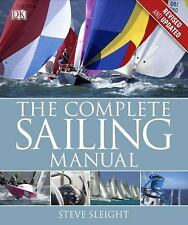 THE COMPLETE SAILING MANUAL - STEVE SLEIGHT (HARDCOVER) NEW