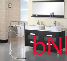 Amazing Free-Standing 3-Level Towel Stand Rail