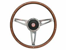 1967 - 1973 Ford Mustang Shelby Style Steering Wheel Kit with GT-350 Emblem