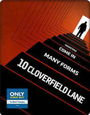 10 Cloverfield Lane [Includes Digital Copy] [Blu-ray/DVD] [SteelBook]