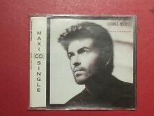 RARE CD SINGLE FROM GEORGE MICHAEL HEAL THE PAIN SOUL FREE HAND TO MOUTH Sony 3t