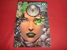 APHRODITE IX #2  Midwest/Graham Cracker  Image Comics - 2001 -  NM