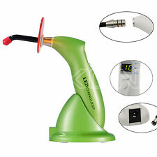 1×Dental Wireless Cordless LED Curing Cure Lamp light 1500mw for dentist NEW-R