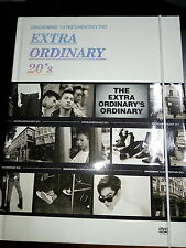 BIGBANG Extraordinary 20's First Press Limited Japan Photobook DVD Great Cond.