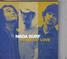 Nada Surf-Inside Of Love Promo cd single