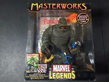 MARVEL LEGENDS MASTERWORKS FANTASTIC FOUR MEET MOLE THE MAN ACTION FIGURE