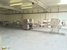 Donut Pastry Sheeting Line w/Stress Free Dough Feeder