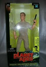 "Planet of the Apes Special Collectors Edition LEO DAVIDSON 12"" figure"