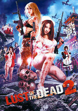 Lust of the Dead 2 (DVD, 2014)