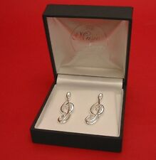 Treble Clef Earrings Music Gift Jewellery Music Teacher Musician Student New