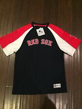 Boston Red Sox Mens Medium Jersey . MLB New England Bruins Ortiz