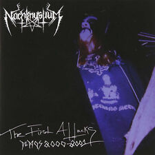 NACHTMYSTIUM - The First Attacks Demos 2000-2001 - CD - Neu OVP - Black Metal