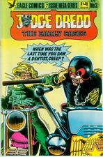 Judge Dredd - The Early Cases # 3 (of 6) (Mike McMahon) (Eagle Comics USA, 1986)