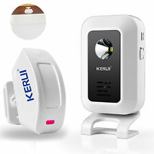 Welcome Chime Wireless Infrared PIR Motion Sensor Door bell Alarm Entry Doorbell