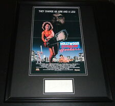 Linnea Quigley Signed Framed 16x20 Photo Display Hollywood Chainsaw Hookers