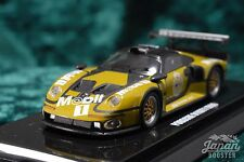 [KYOSHO ORIGINAL 1/64] Porsche 911 GT1 1996 Test Car 06521F Beads Collection