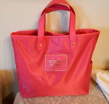 "New  VICTORIA'S SECRET ""Hot Pink"" Tote Bag  New"
