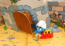 Schtroumpf 25 ans mac donald Smurf mac do puffi  pitufo puffo macdo anniversaire