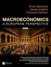 Macroeconomics a European Perspective by Alessia Amighini, Olivier Blanchard,...