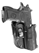 JR-2 RSH Fobus Paddle Holster for IWI Jericho 941 Polymer Baby Eagle with rails