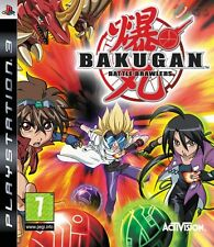 Bakugan Battle Brawlers PS3 * NEW SEALED PAL *
