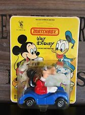 Matchbox Walt Disney Superfast WD-9A-1.Version mint Box never opend exc. 1979