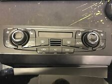 AUDI A5 S5 COUPE HEATER CONTROL UNIT 8T2820043T 8T2 820 043 T HEATED SEATS