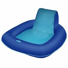 Swimways Spring Float SunSeat - Blue/Aqua [Toy]