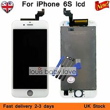 "Replacement For iPhone 6S 4.7"" LCD Display Touch Screen Digitizer Assembly White"
