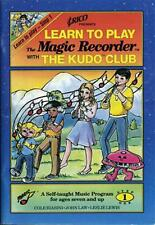 Rico Learn to Play the Magic Recorder Book Step 1