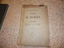 1868.Oeuvre de M.Mirès.Caisse générale chemins de fer.Gabriel Hugelmann