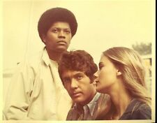 Peggy Lipton Clarence Williams Michael Cole The Mod Squad Orig 8x10 Photo #J6027
