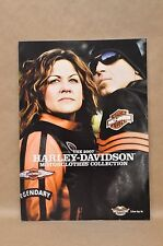 2007 Harley Davidson Motorcycle Apparel Clothing Accessories Leathers Catalog