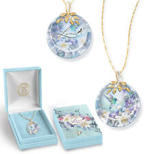 Tiny Miracles Lena Liu Necklace Pendant  Bradford Exchange