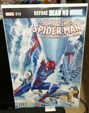 Amazing Spider-Man #16 regular cover 2016