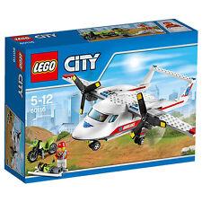 NEW LEGO CITY Great Vehicles Ambulance Plane 60116 Age: 5 - 12