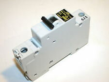 UP TO 2 AEG 2 AMP 277/480V  CIRCUIT BREAKERS DIN MOUNT E81S C2