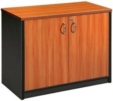 BUFFET or CREDENZA Business Office Furniture and Office Desk stationery cupboard