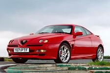 Alfa Romeo GTV Spider Workshop Service Repair Manual on CD-Rom