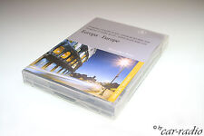 ORIGINALE Mercedes software di navigazione audio 30 APS audio 30 APS Europa 10.1 GIALLO