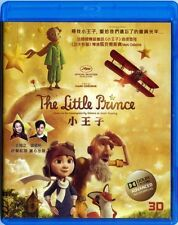 Mark Osborne The Little Prince 2015 Region A Blu Ray 2D + 3D Hong Kong Version