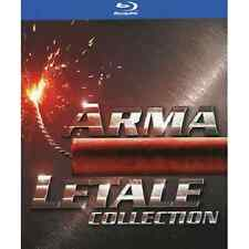 Cof *** ARMA LETALE Collection (5 Blu-Ray) *** sigillato