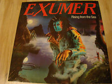 Exumer ‎– Rising From The Sea LP Disaster ‎– 10007